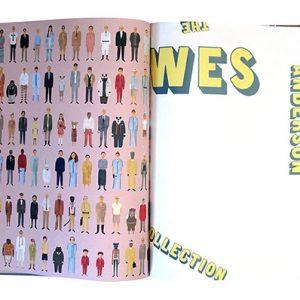 Libro de las pelis de Wes Anderson