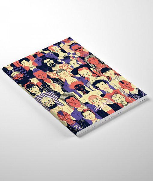 Cuaderno Malla de Puntos Alturo PAPEL FSC