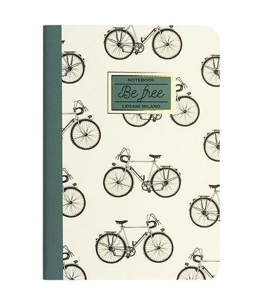 Cuaderno Bicis