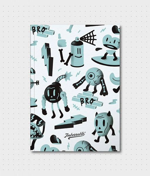 Cuaderno Escrivá Malla de Puntos PAPEL FSC