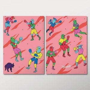 Cuaderno Persand PAPEL FSC