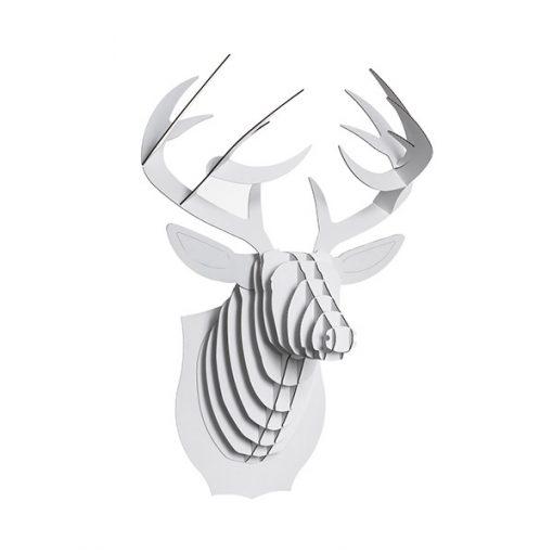Ciervo Buck Mediano Cartón