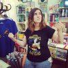Camiseta Wonder Woman Talla M