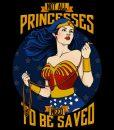 Camiseta Superheroína