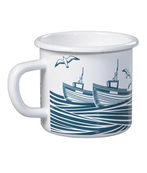 Taza de barcos Whitby
