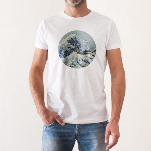 Camiseta Hombre Stitch en Kanagawa