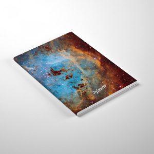 Cuaderno Copérnico Malla de puntos