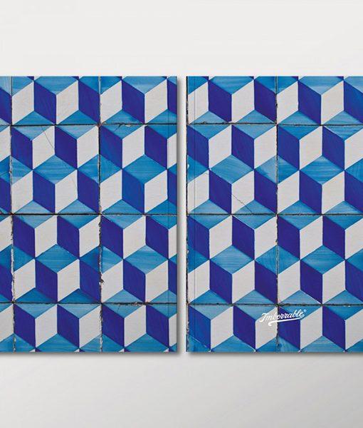 Cuaderno Portoalegre Azulejo Geométrico