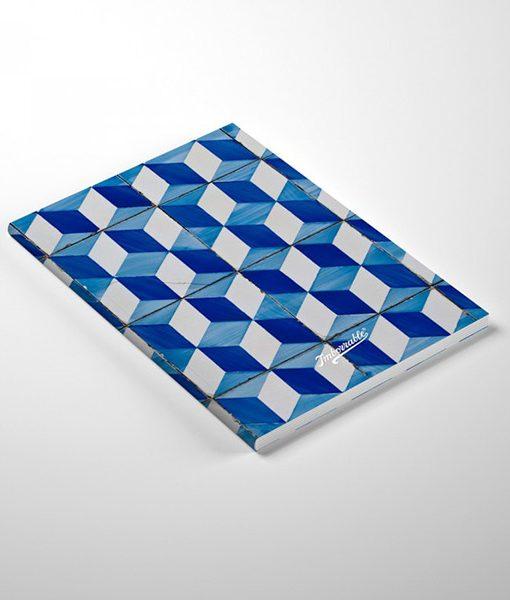 Cuaderno Portoalegre Azulejo