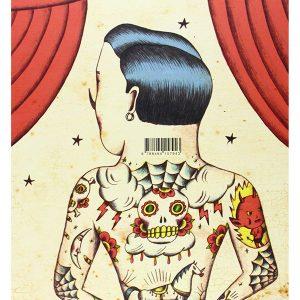 Libro Papá Tatuado