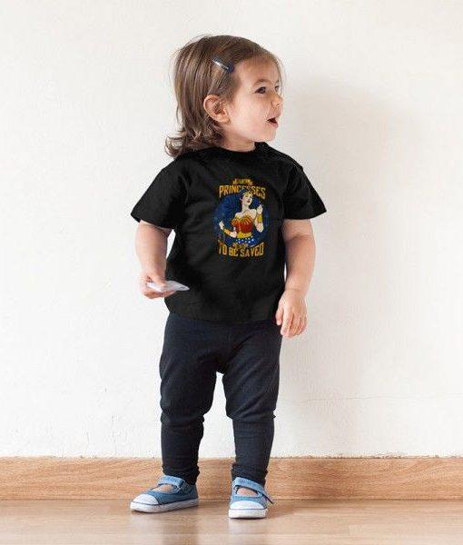 Camiseta WonderWoman Niña