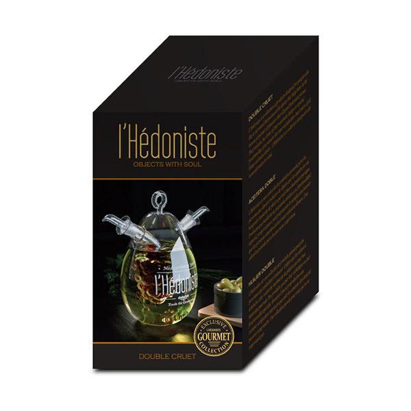Aceitera vinagrera gourmet material revolution - Aceitera antigoteo ...