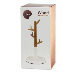 Joyero Pájaros Wood