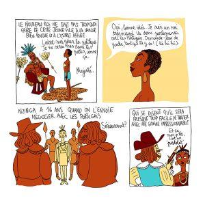 Valerosas Comic Feminista