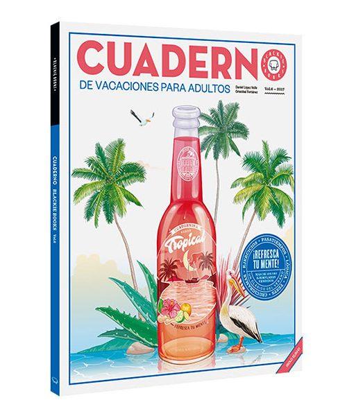 Cuaderno de Vacaciones para adultos 2017