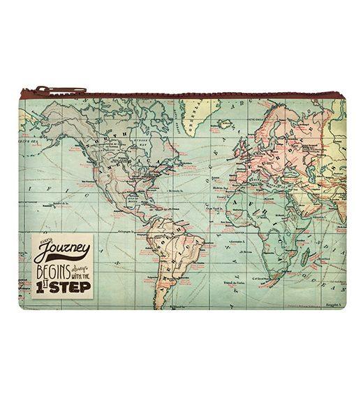 Estuche Mapa