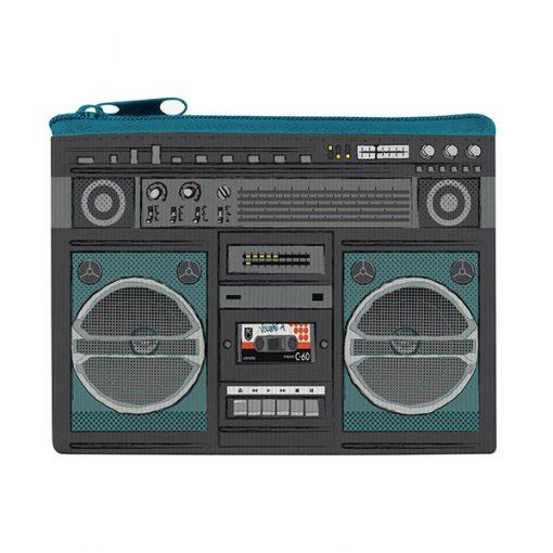 """Monedero Radio Cassette """"Coin Purse"""""""