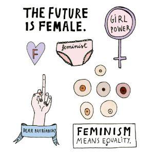 Tattoos Feministas
