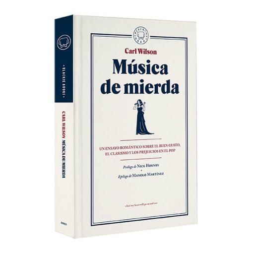 Música de Mierda   Blackie Books   Material Revolution