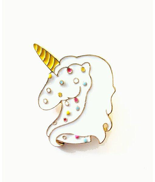 Pin Unicornio