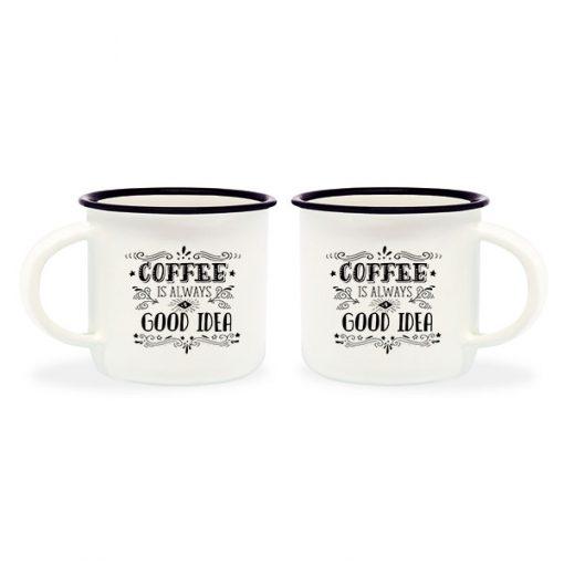 Mini Tazas Espresso Coffee