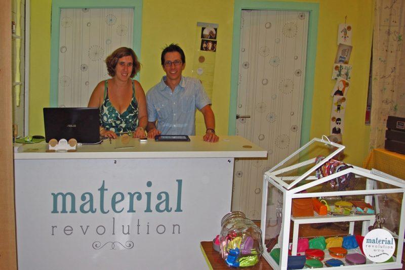Tienda de regalos Material Revolution
