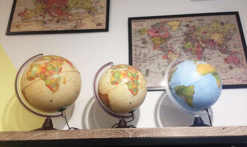 bolas del mundo