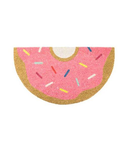 Felpudo Donut de fibra de coco