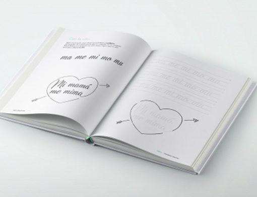 Cuaderno para tener una letra bonita