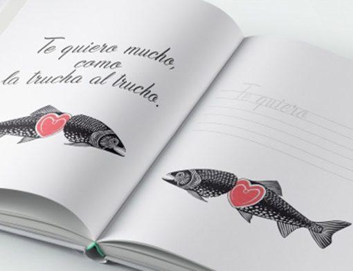 Cuaderno de Letterpress