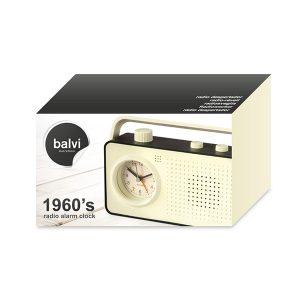 Radio Vintage Negra