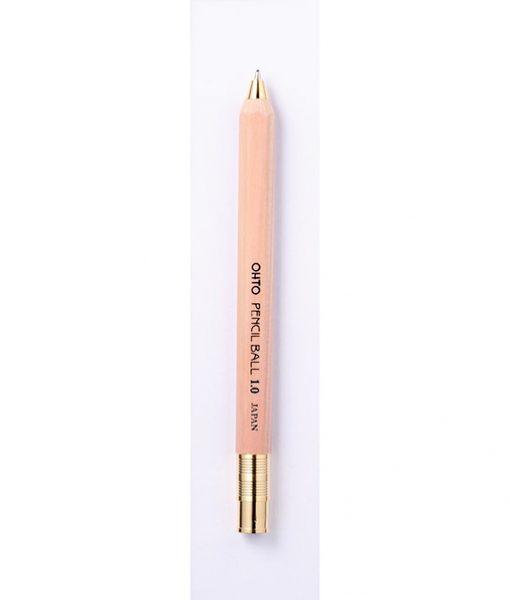 Bolígrafo de madera Ohto
