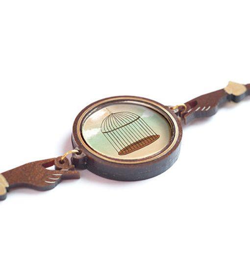 Collar Taumatropo Juegos Mágicos LaliBlue