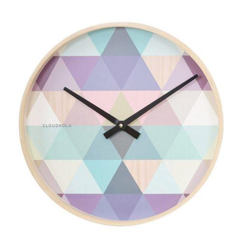 Reloj Tonic Azul Anti tic-tac | Cloudnola