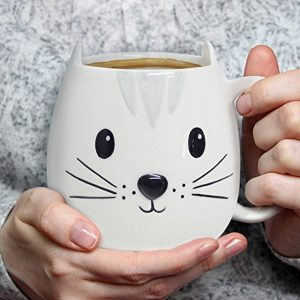 Taza Gato Kawaii Kitty Mug