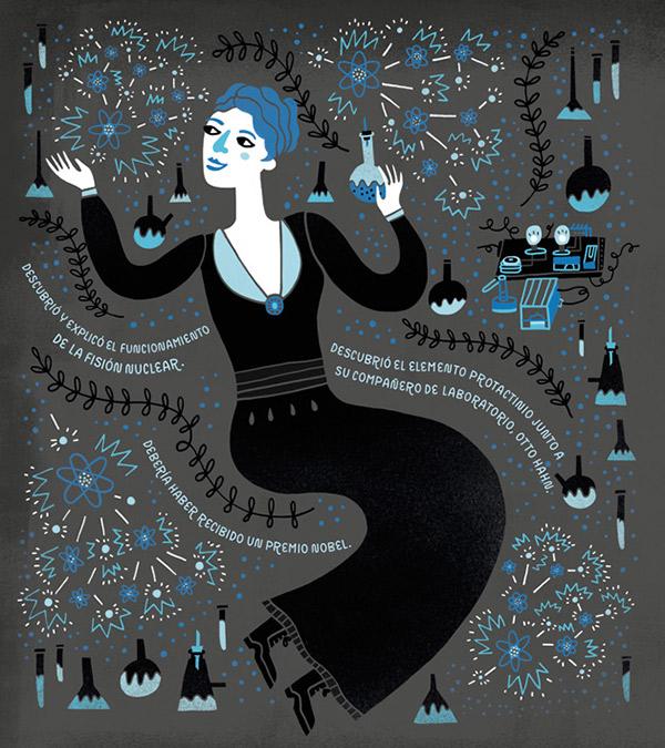 Mujeres de Ciencia | Rachel Ignotofsky | Nórdica Libros