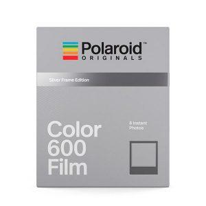Película Color 600 Marco Plata