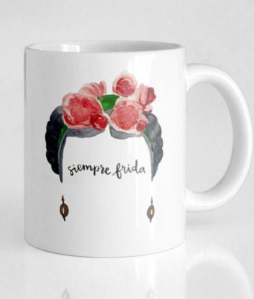Taza Siempre Frida