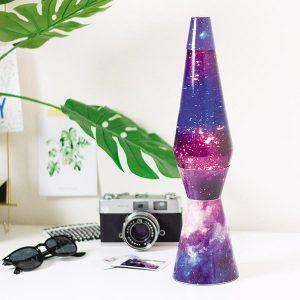 Lámpara de Lava Galaxia
