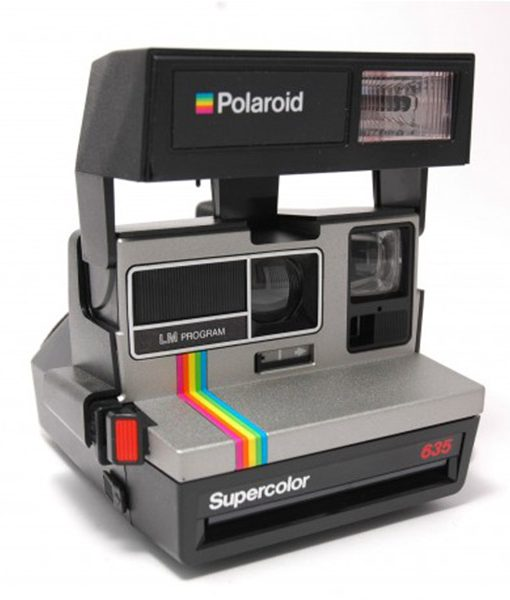 Polaroid Supercolor 635 Segunda Mano -