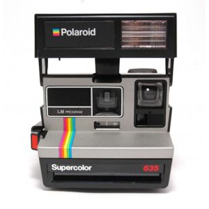 Polaroid Supercolor 635 Segunda Mano -