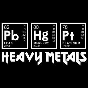 Camiseta Heavy Metals Hombre