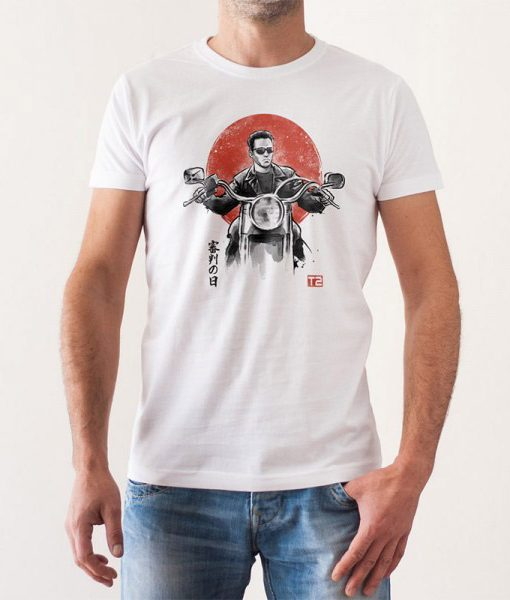 Camiseta Terminator Protector Hombre