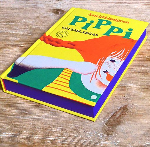 PIPPI CALZASLARGAS | Astrid Lindgren | Blackie Books