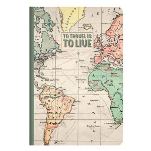 Cuaderno XL Mapa
