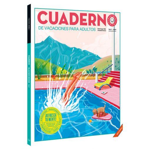 Cuaderno de Vacaciones para adultos 2018 Volumen 7