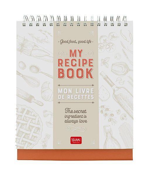 Mi Libro de Recetas | My Recipe Book | Mon Livre de recettas |