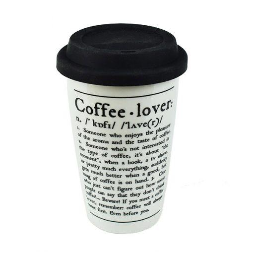Travel Mug Coffee Lover