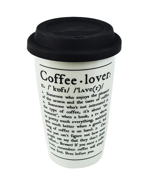 Travel Mug Coffee Lover