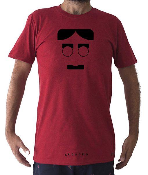 Camiseta Groucho Marx
